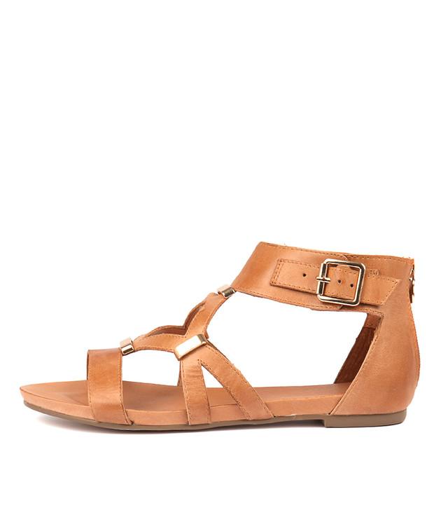 JADIEL Tan Leather