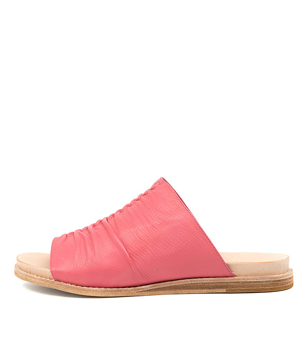 HILL Candy Pink Leather