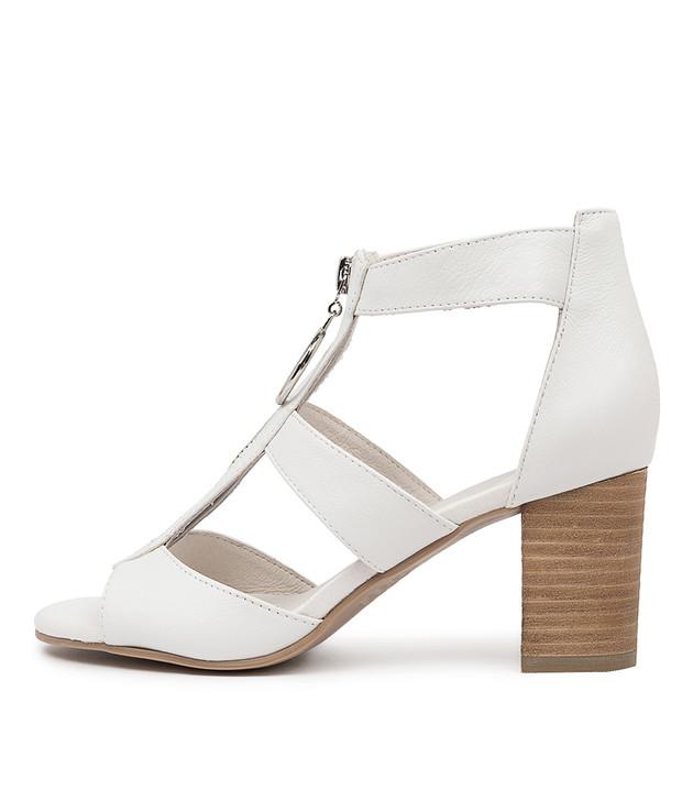 SARITAS White Leather