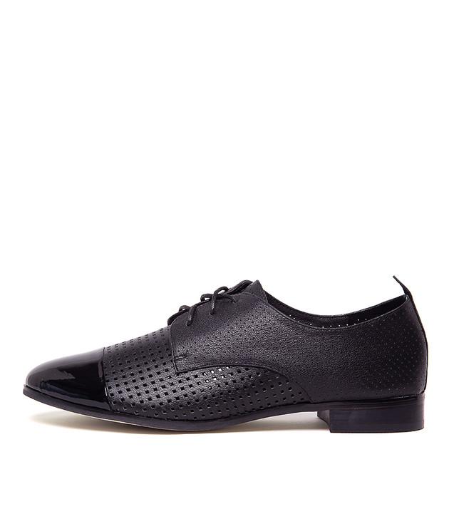 JARANA Black Leather