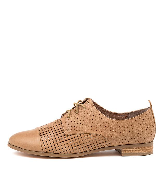 JARANA Tan Leather