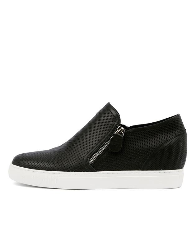 GUSTAVA Black Leather