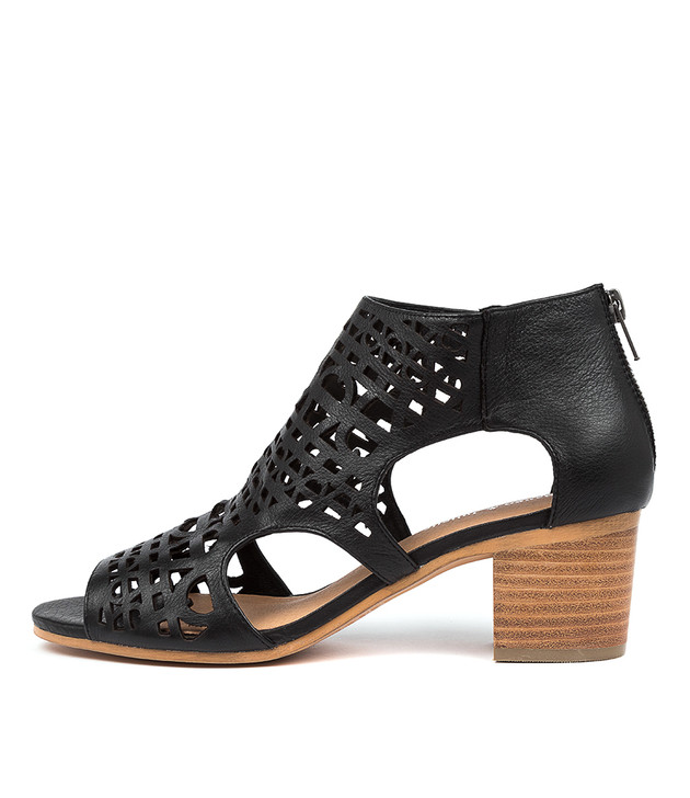 BORIS Black Leather