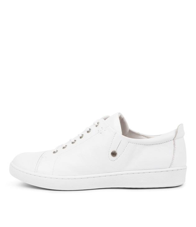 DEMPSERE White Leather