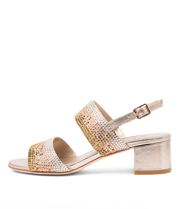 AWESO Champagne Multi Leather