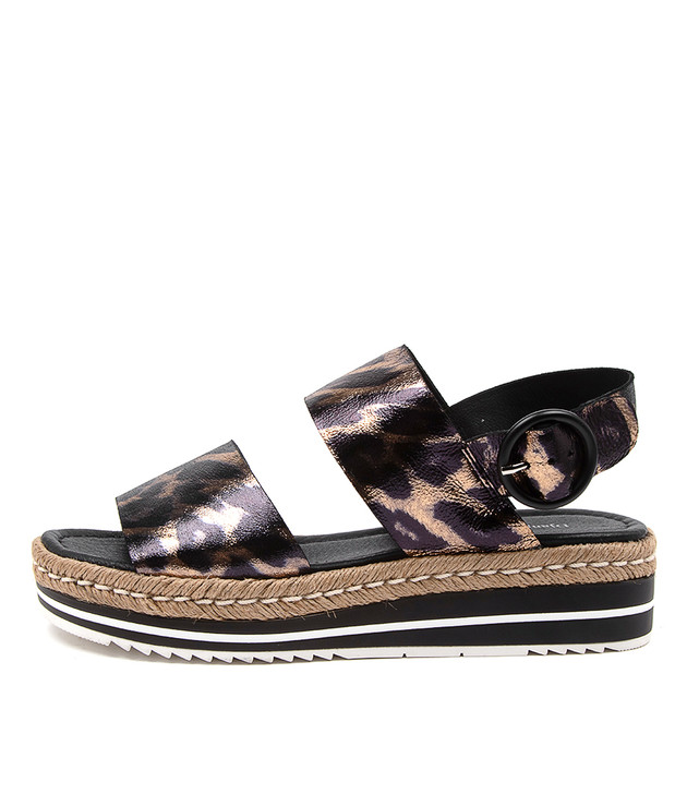 ATHA Ocelot Leather