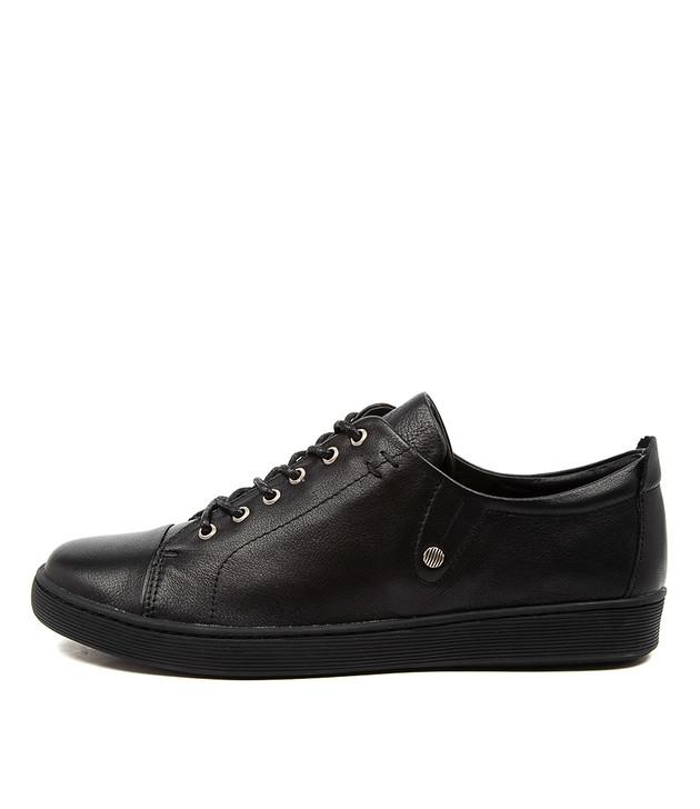 DEMPSERE Black Leather