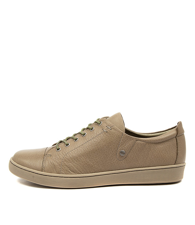 DEMPSERE Khaki Leather