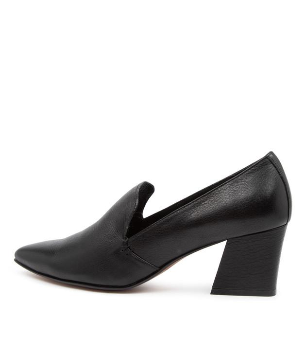 MISSIES Black Leather