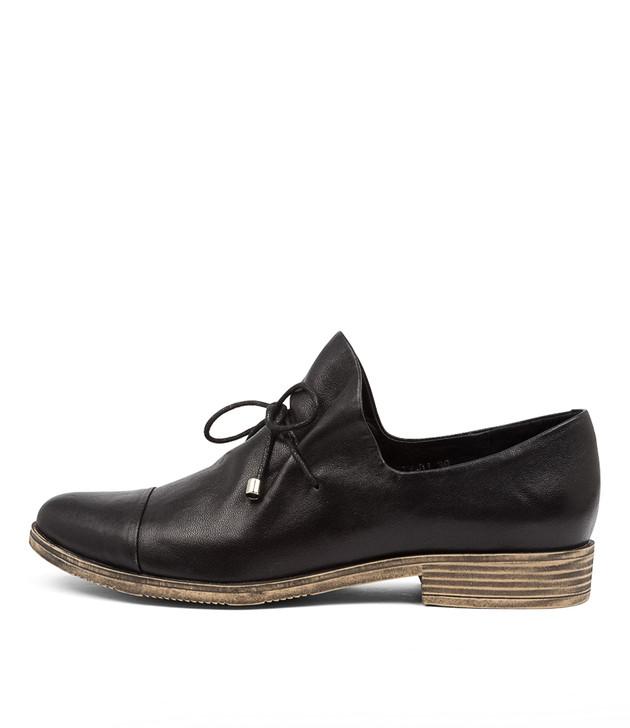KOTTY Black Leather