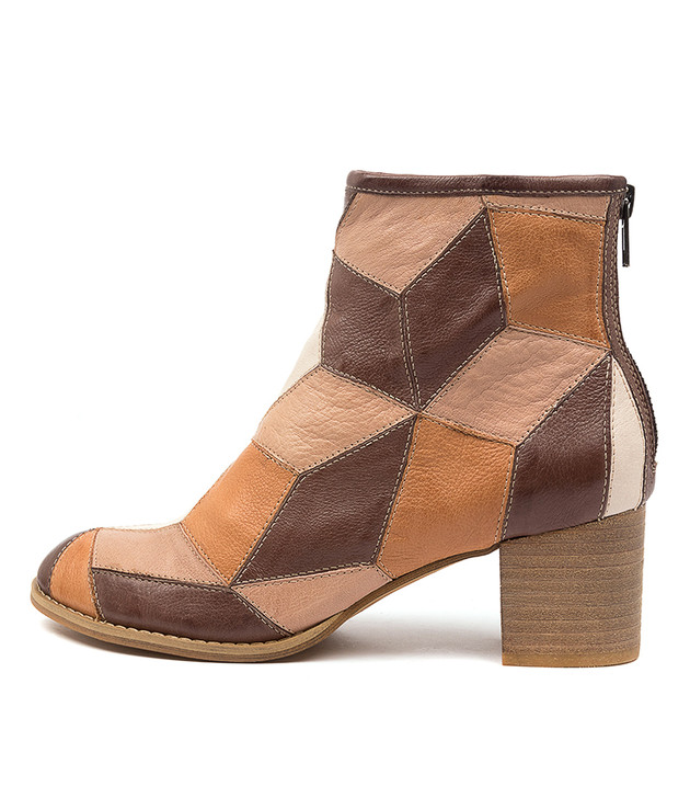SISTER Mocca Multi Leather