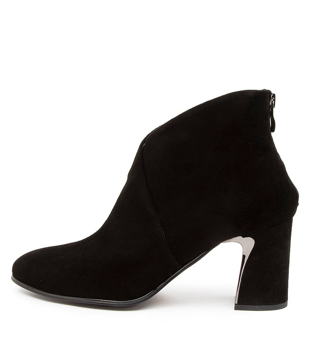 KILLIAN Black Suede