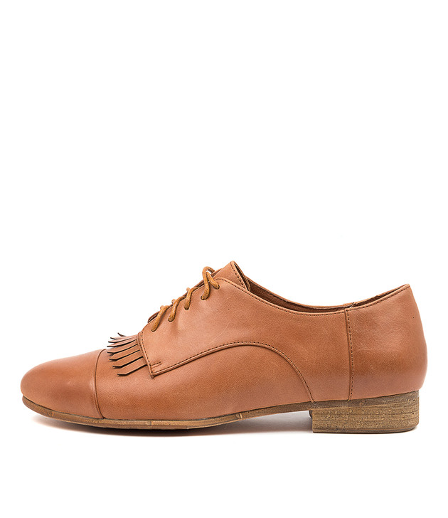 RICKY Cognac Leather