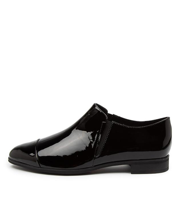 GERRIT Black Patent Leather