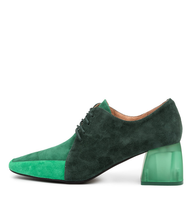 MARICE Emerald Mix Leather