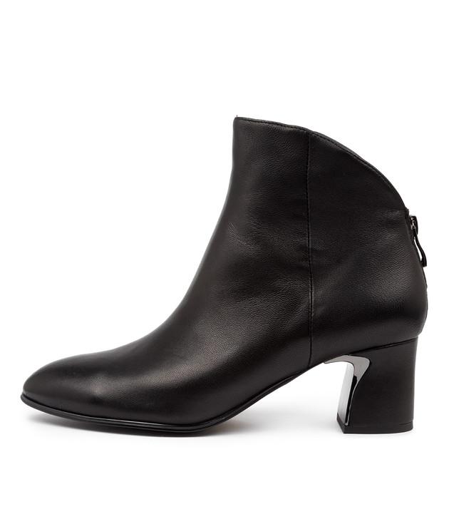 JEOPARDY Black Leather