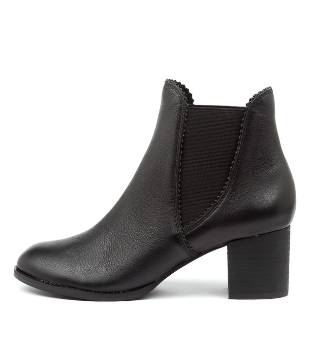 SADORE Black Leather