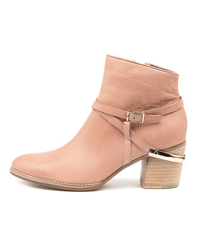 BENDON Warm Rose Leather