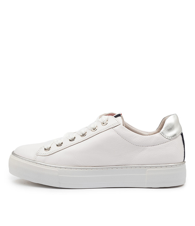 FINNI White Leather