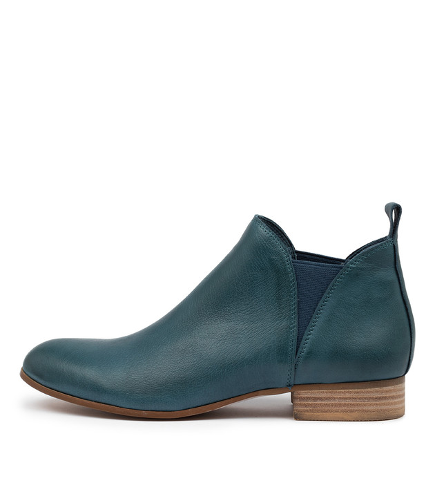 FOE Murky Blue Leather