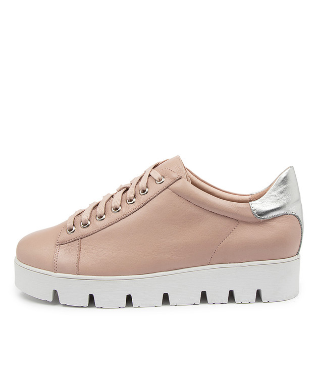 GETIT Rose Silver Leather