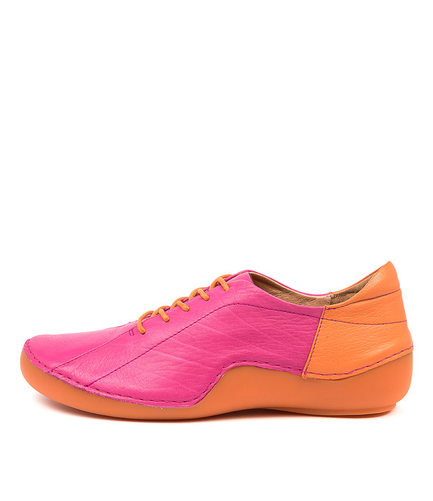 GULIVER Fuchsia Bright Leather