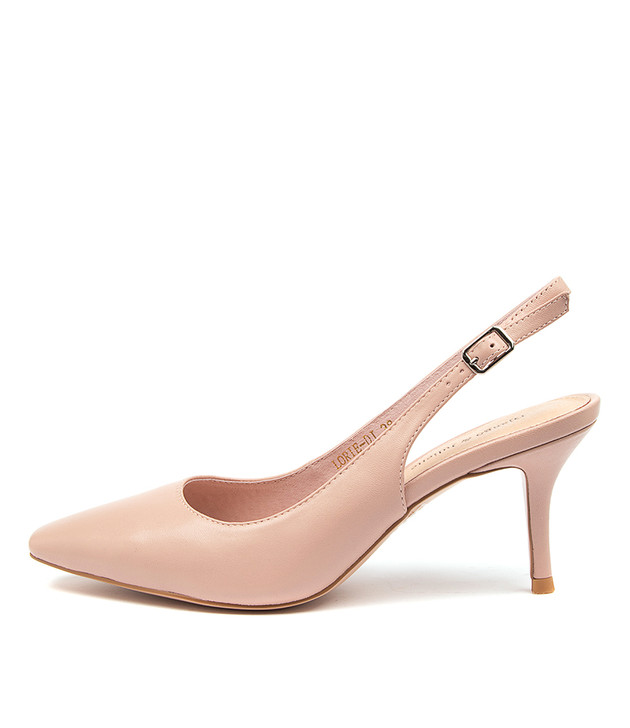 LORIE Blush Leather