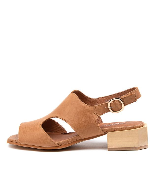 NIKOLATE Tan Leather