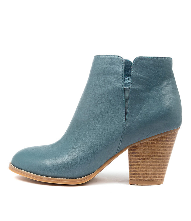 RELEASES Murky Blue Leather