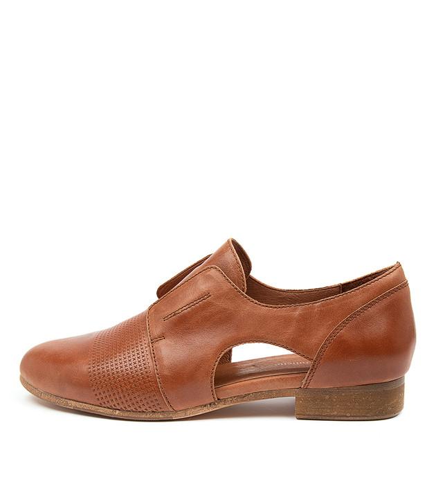 ROZZER Cognac Leather