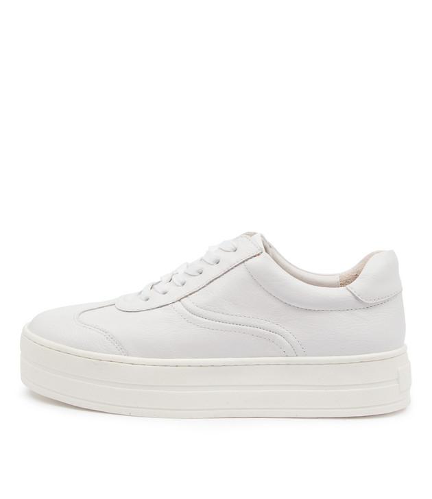 SANID White Leather