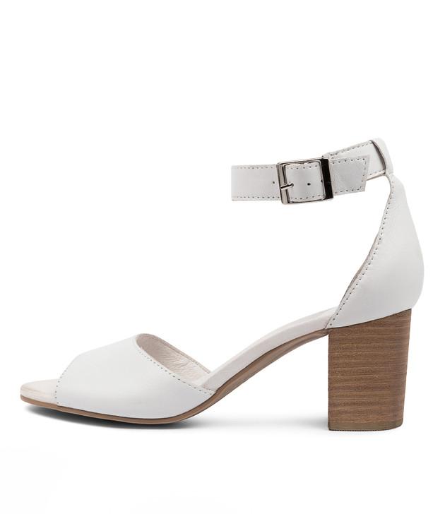 SHERWIN White Leather