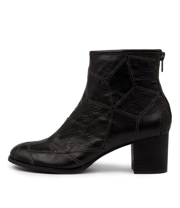 SISTER Black Leather