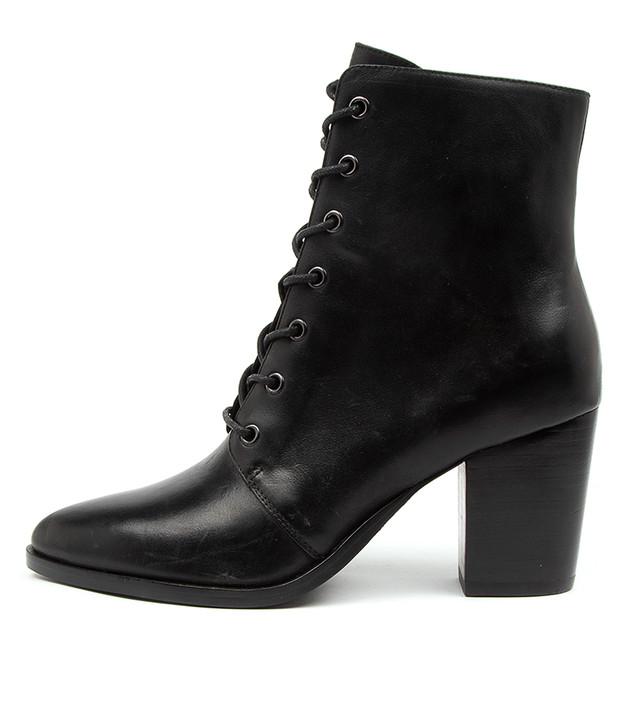 TYPO Black Leather