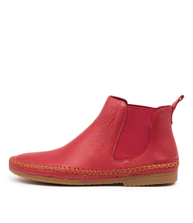 VOODOO Red Leather