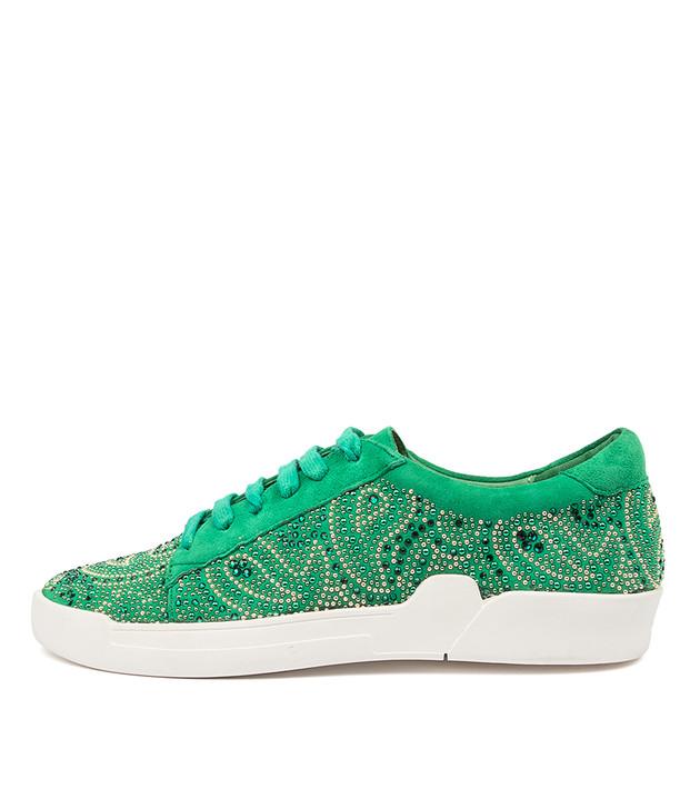 MINUET Emerald Leather