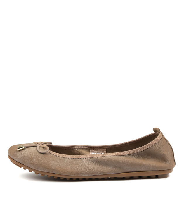 BELIN Taupe Leather