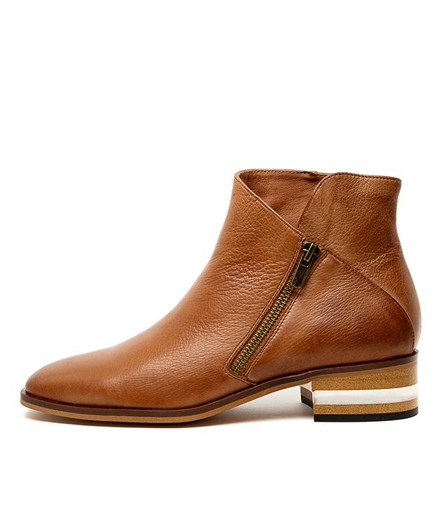FELEZIE Cognac Leather