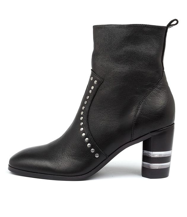 MARCELA Black Leather