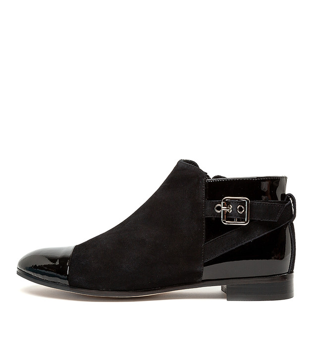 JESIE Black Patent Leather