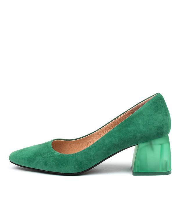 MARNI Emerald Suede
