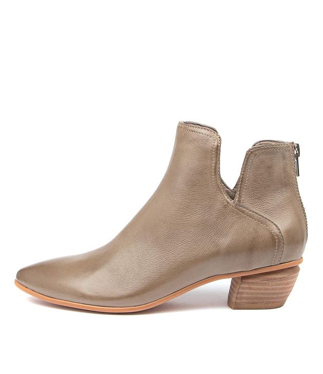 NITPICK Khaki Leather