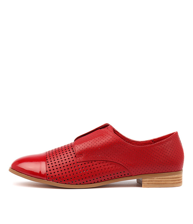 JACCA Red Leather