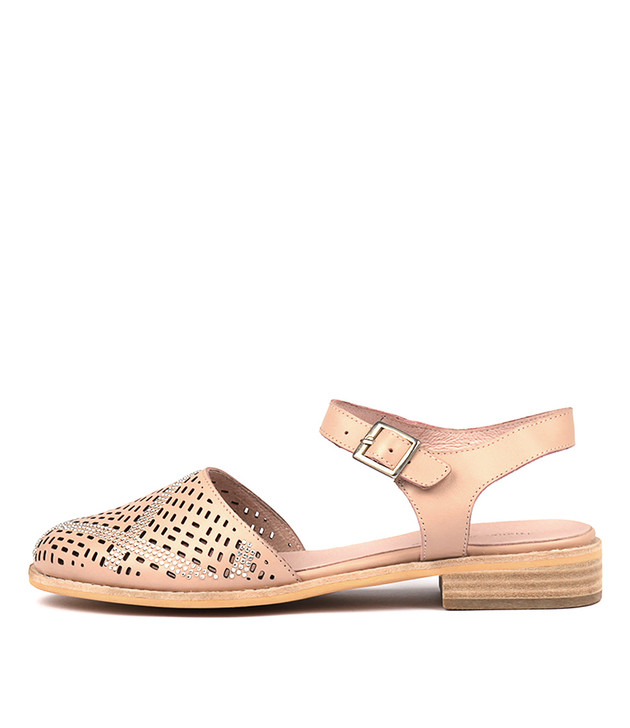 ANCIL Pale Pink Leather