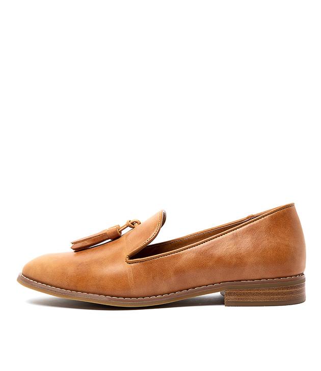 LEANDRO Tan Leather