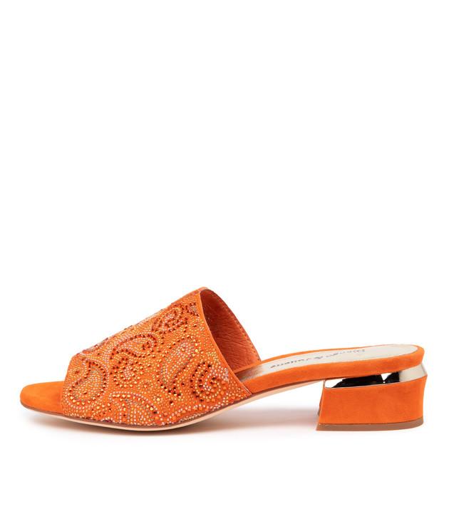 TAYTO Orange Leather