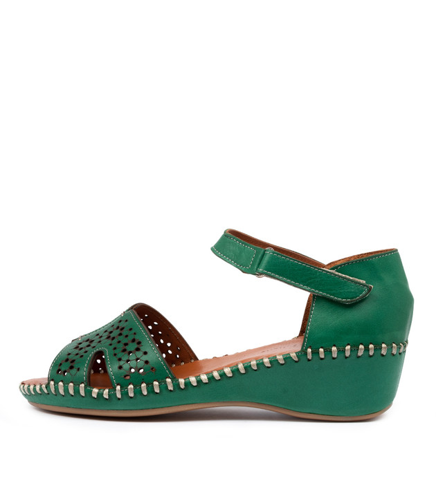 MUSA Green Leather