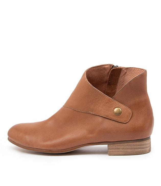 FRANTICS Cognac Leather
