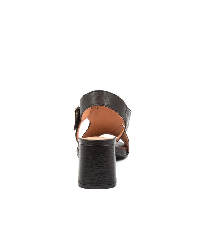 MAXENES Black Leather