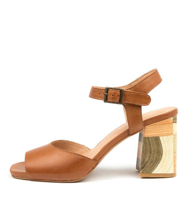 ROISIN Tan Leather